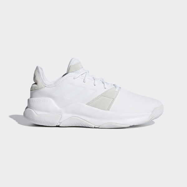 66a11a60c2d adidas Streetflow Shoes - White | adidas US