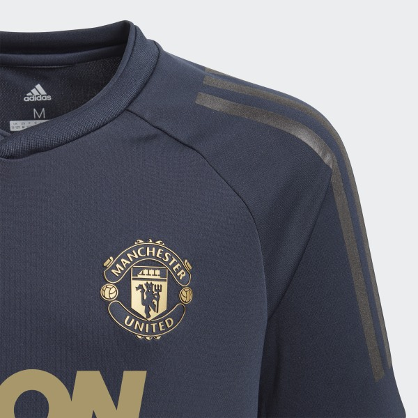 6238ab77e46 Manchester United Ultimate Training Jersey Night Navy CW7580