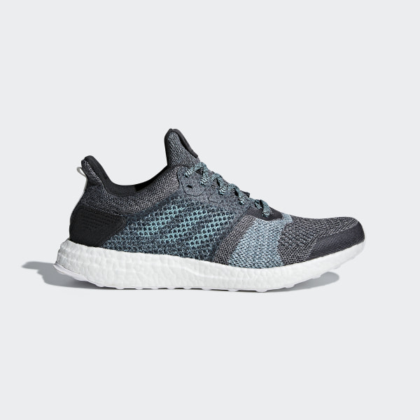 adidas Ultraboost ST Parley Shoes - Grey | adidas US