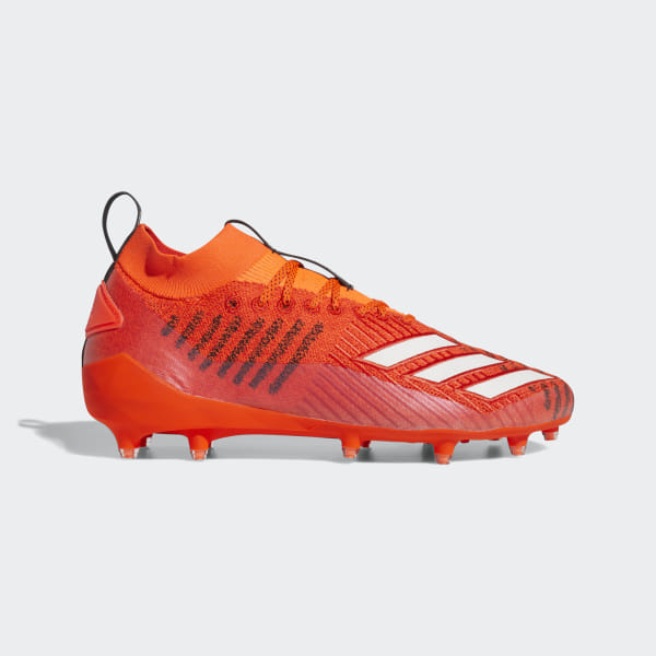 73217f7981 adidas Adizero 8.0 Primeknit Cleats - Orange | adidas US