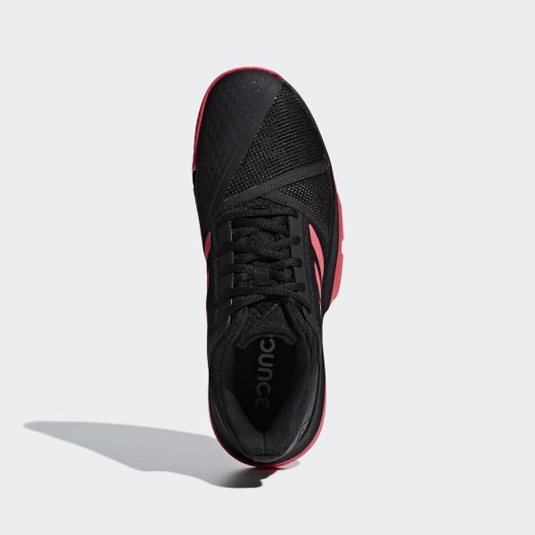 adidas CourtJam Bounce Schuh Schwarz | adidas Austria