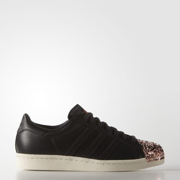online retailer 6a79d 2497c adidas Women's Superstar 80s Metal Toe Shoes - Black | adidas Canada