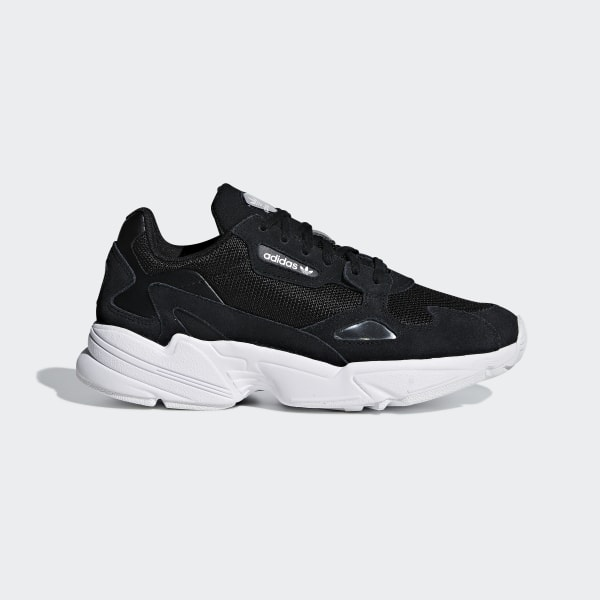 FALCON Baskets basses core blackfootwear white
