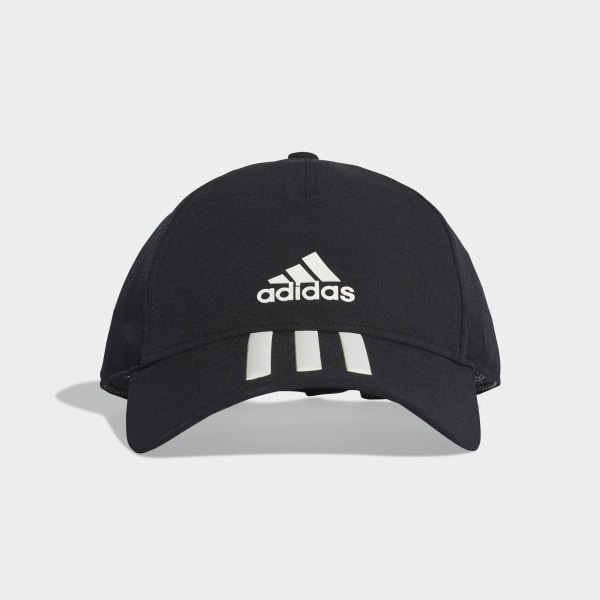 34d500397 adidas C40 3-Stripes Climalite Cap - Black | adidas Australia
