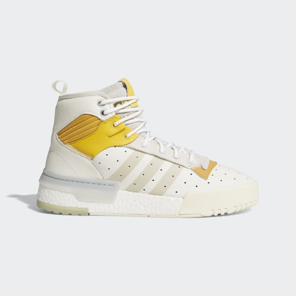 6c188de8 adidas Rivalry RM Shoes - White | adidas US