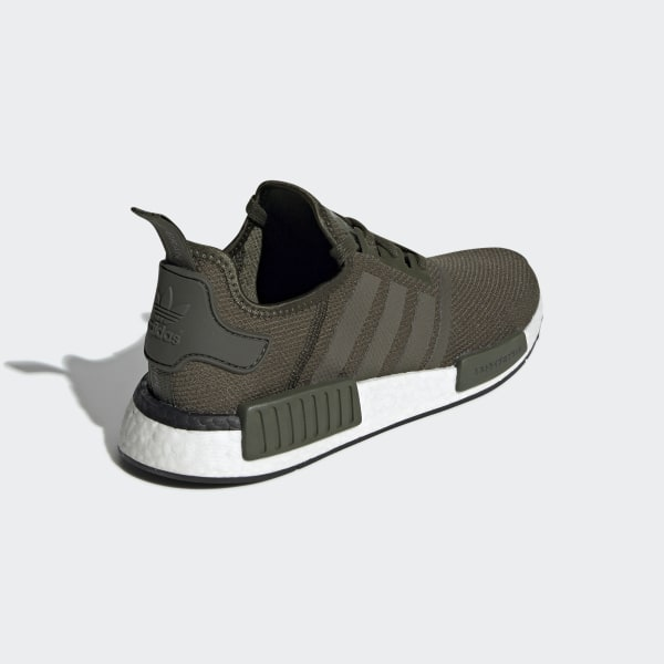 super popular 345c8 10a3c adidas NMD_R1 Shoes - Green | adidas New Zealand