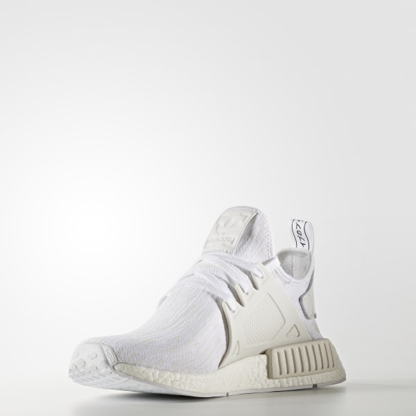 buy online 893ac 48a8f adidas Men's NMD_XR1 Primeknit Shoes - White | adidas Canada