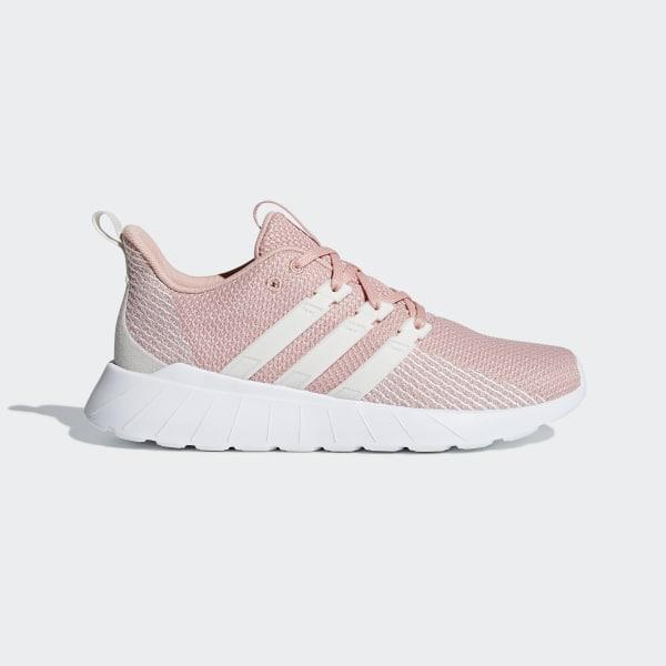 info for d4c6d 54fe9 Questar Flow Shoes Dust Pink   Cloud White   Raw White F36259