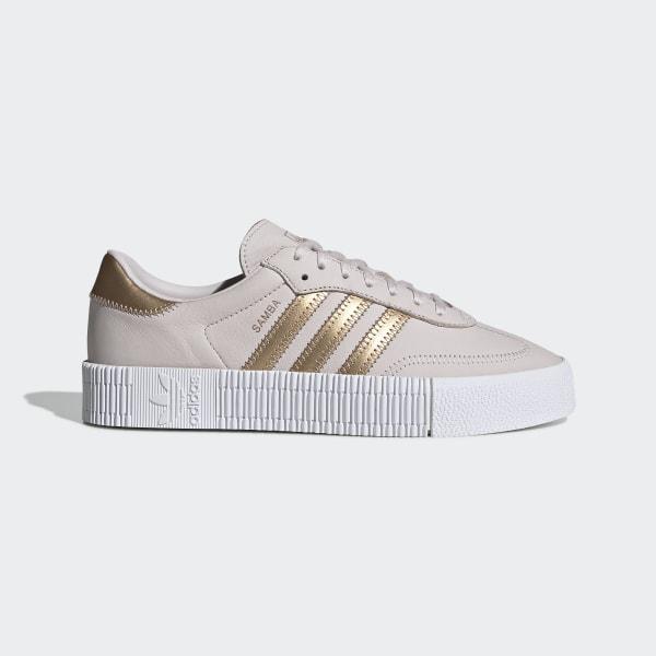 adidas Samba Rose Shoes Grey   adidas US