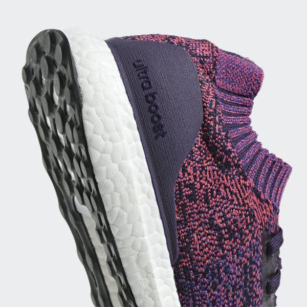 e76cf750eee Ultraboost Uncaged Shoes Legend Purple / Active Blue / Shock Red D97404