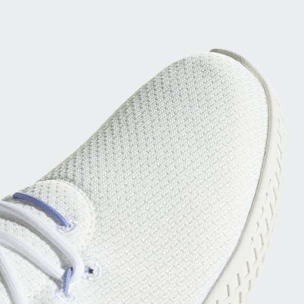 Chaussure Pharrell Williams Tennis Hu Blanc adidas   adidas France