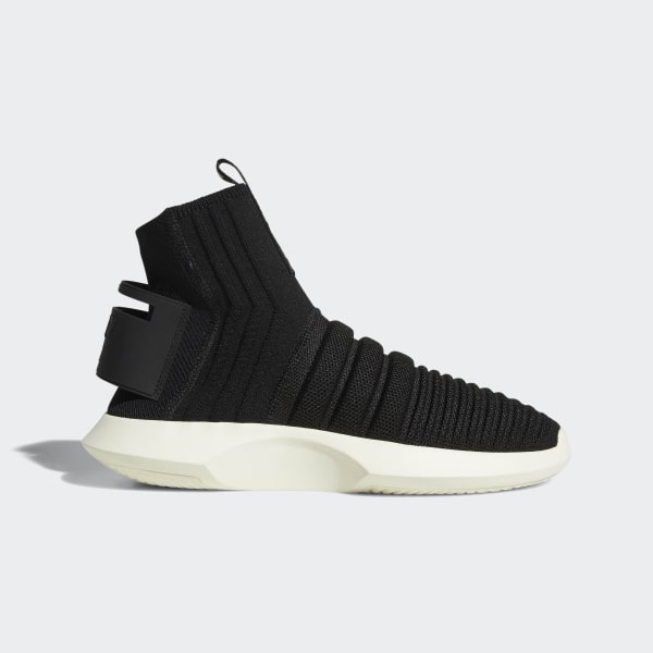 adidas Crazy 1 ADV Primeknit Sock Shoes - Black | adidas US