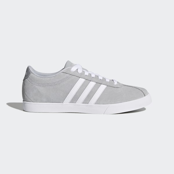 Chaussure Courtset Gris adidas | adidas France