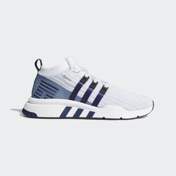 best website bd87c 4c919 adidas EQT Support Mid ADV Primeknit Shoes - Blue | adidas US