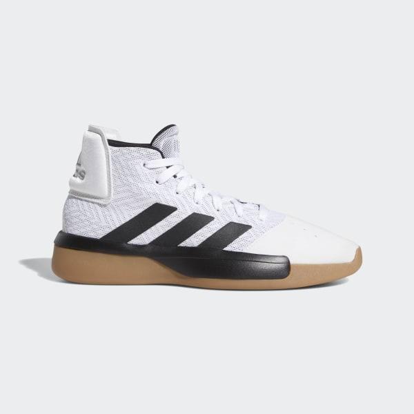 premium selection 24a8e a392f Pro Adversary 2019 Shoes Cloud White   Core Black   Grey Four BB9189