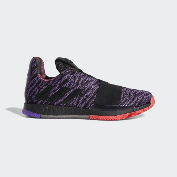 0f44da9b0bbd Harden Vol. 3 Shoes Legend Purple   Core Black   Active Purple G26813