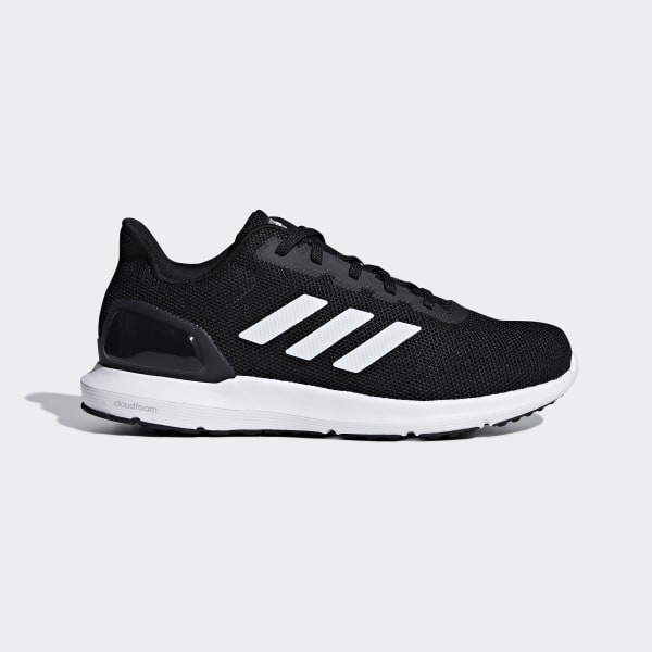ADIDAS CHAUSSURES SPORTIF Mesh Trainers Shoes Sport Running Cosmic 2 M Noir