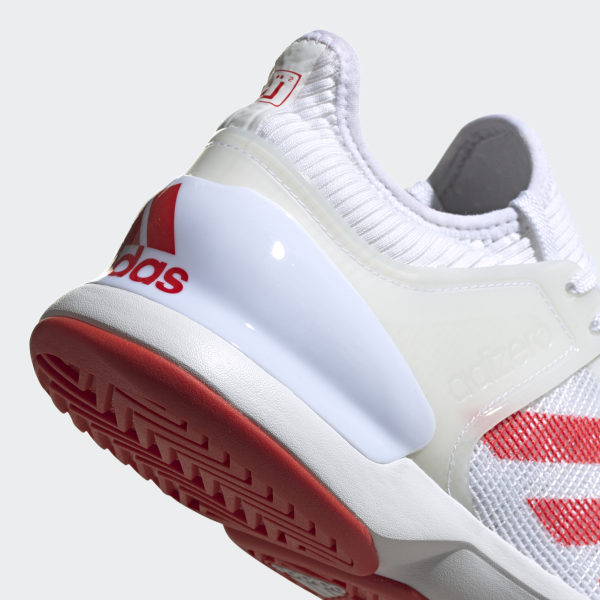 adidas Performance Chaussures de Tennis adidas Adizero Ubersonic 2 W Blanc 42