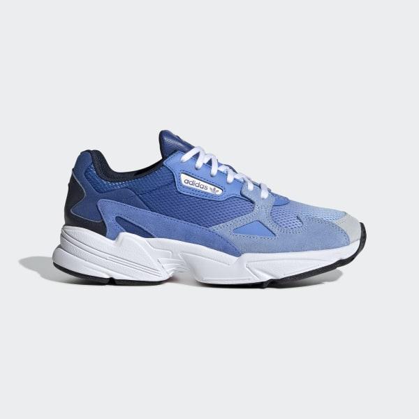 Falcon Schoenen Blue Tint / Glow Blue / Real Blue EE5104