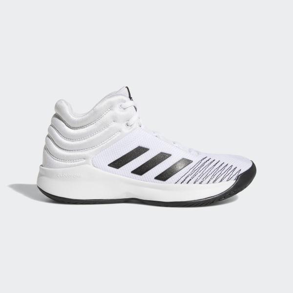 adidas Pro Spark 2018 Schoenen Wit | adidas Officiële Shop