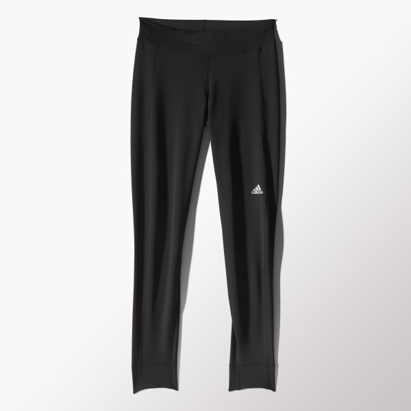 6b2444df3509f adidas Women's Sequencials Climacool Running Tights - Black ...