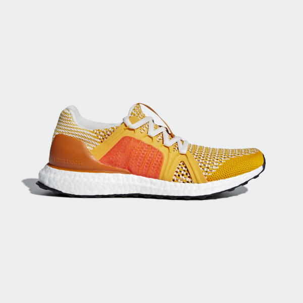 check out 18bf1 1ef3f Ultraboost Shoes Collegiate Gold   Rust Orange   Turbo AC8339