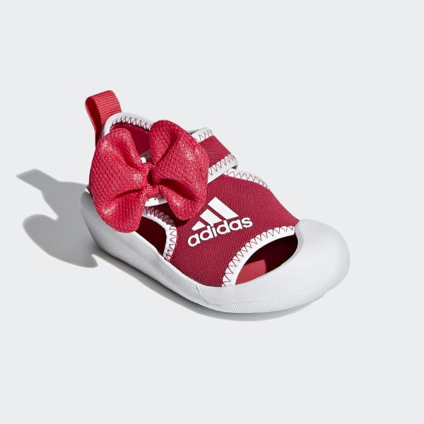 basket adidas minnie rouge