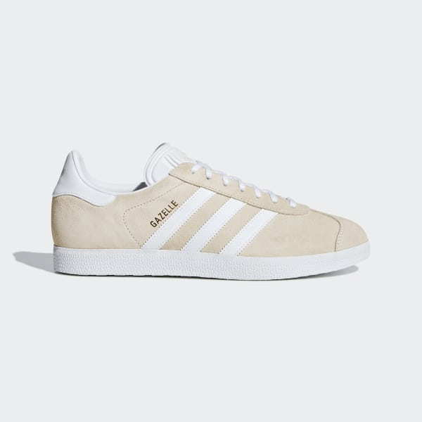133468bb Gazelle sko Linen / Cloud White / Cloud White B41646