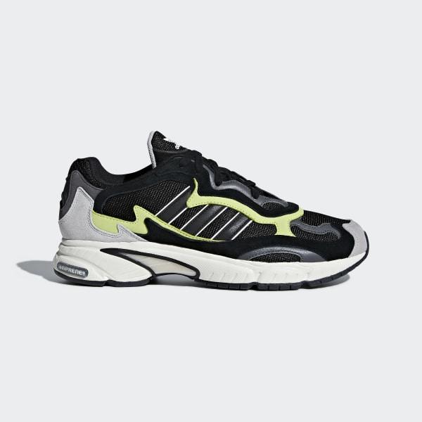 3f91de68e Temper Run Shoes Core Black / Core Black / Glow F97209