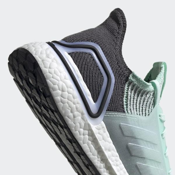 brand new 8fab0 97ada adidas Ultraboost 19 Shoes - Green | adidas UK