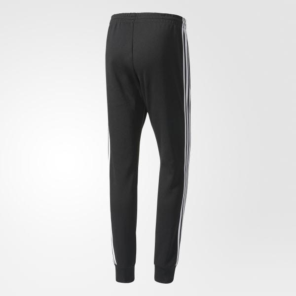 988301a41 adidas SST Cuffed Track Pants - Black | adidas US