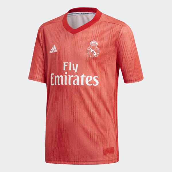 sale retailer 930b1 4a95d adidas Real Madrid Third Mini Kit - Red | adidas UK