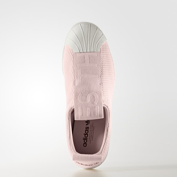 competitive price d7c3c 1c2b7 Superstar BW Slip-on Shoes Icey Pink   Icey Pink   Off White BY9138