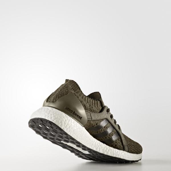 big sale d7076 67029 adidas UltraBOOST X Shoes - Green | adidas UK