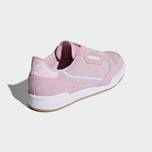 online retailer 9cf5f 21c2d Continental 80 Shoes True Pink   Periwinkle   Cloud White G27720