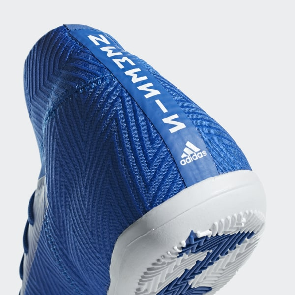 acfa916e2e3 Nemeziz Tango 18.3 Indoor Fotbollsskor Football Blue / Ftwr White /  Football Blue DB2196