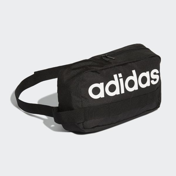 6b5404b30d adidas Linear Core Crossbody Bag - Black | adidas UK