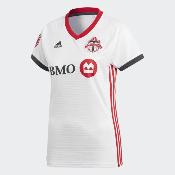 quality design 22acb 66c3c adidas Toronto FC Away Jersey - White | adidas Canada