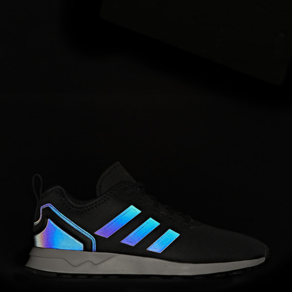 online store f2003 61bfe adidas ZX Flux ADV Xeno Shoes - Black | adidas New Zealand