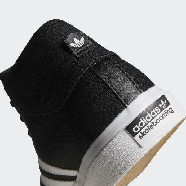 100% authentic 8de6d 1c600 Match Court Mid Shoes Core Black / Cloud White / Cloud White F37703