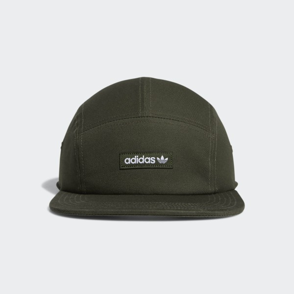 df83a59da2a52 adidas Five-Panel Forum Hat - Green | adidas US