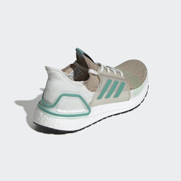 Details about adidas UltraBOOST 19 Trace Khaki Green Raw Sand Men Running Shoes Sneaker F35239