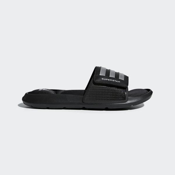 release date 6d96d e4f73 adidas Superstar 5G Slides - Black | adidas Canada