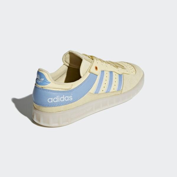 92a6db2f32 adidas Oyster Holdings Handball Top Shoes - Yellow   adidas US