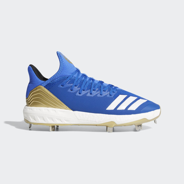 newest 2e8c5 8587c Boost Icon 4 Cleats Collegiate Royal / Running White / Hi-Res Blue CG5149