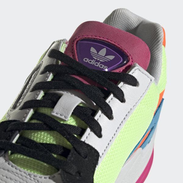 size 40 3bc52 a6fee Falcon Shoes Hi-Res Yellow   Hi-Res Yellow   Core Black CG6210