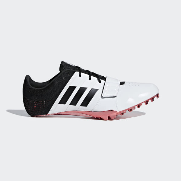 33fe86ae0 adidas Adizero Accelerator Spikes - White   adidas UK