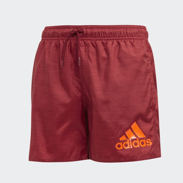 3b2252ad23 Short de bain Badge of Sport - rouge adidas | adidas France