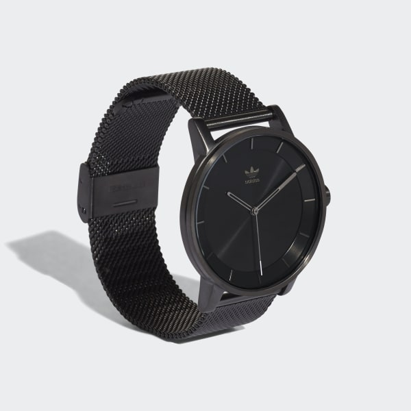 adidas DISTRICT_M1 Horloge zwart | adidas Officiële Shop