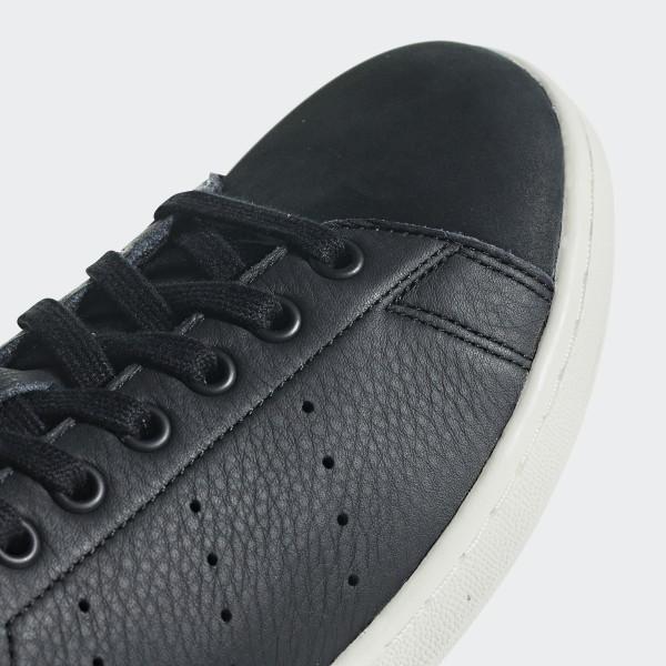 promo code ef860 3af30 adidas Stan Smith Premium Shoes - Black | adidas New Zealand